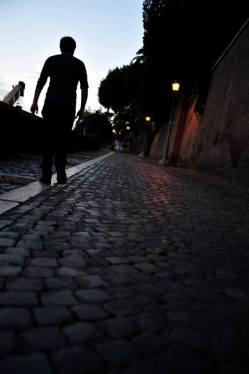 Italian man in Rome