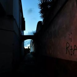 Alley in Naples