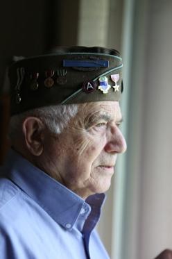 WWII veteran remembers war