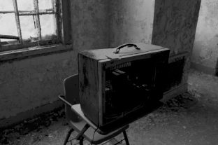 Forest Haven mental asylum classroom