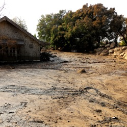 Montecito Debris Flow in 2018